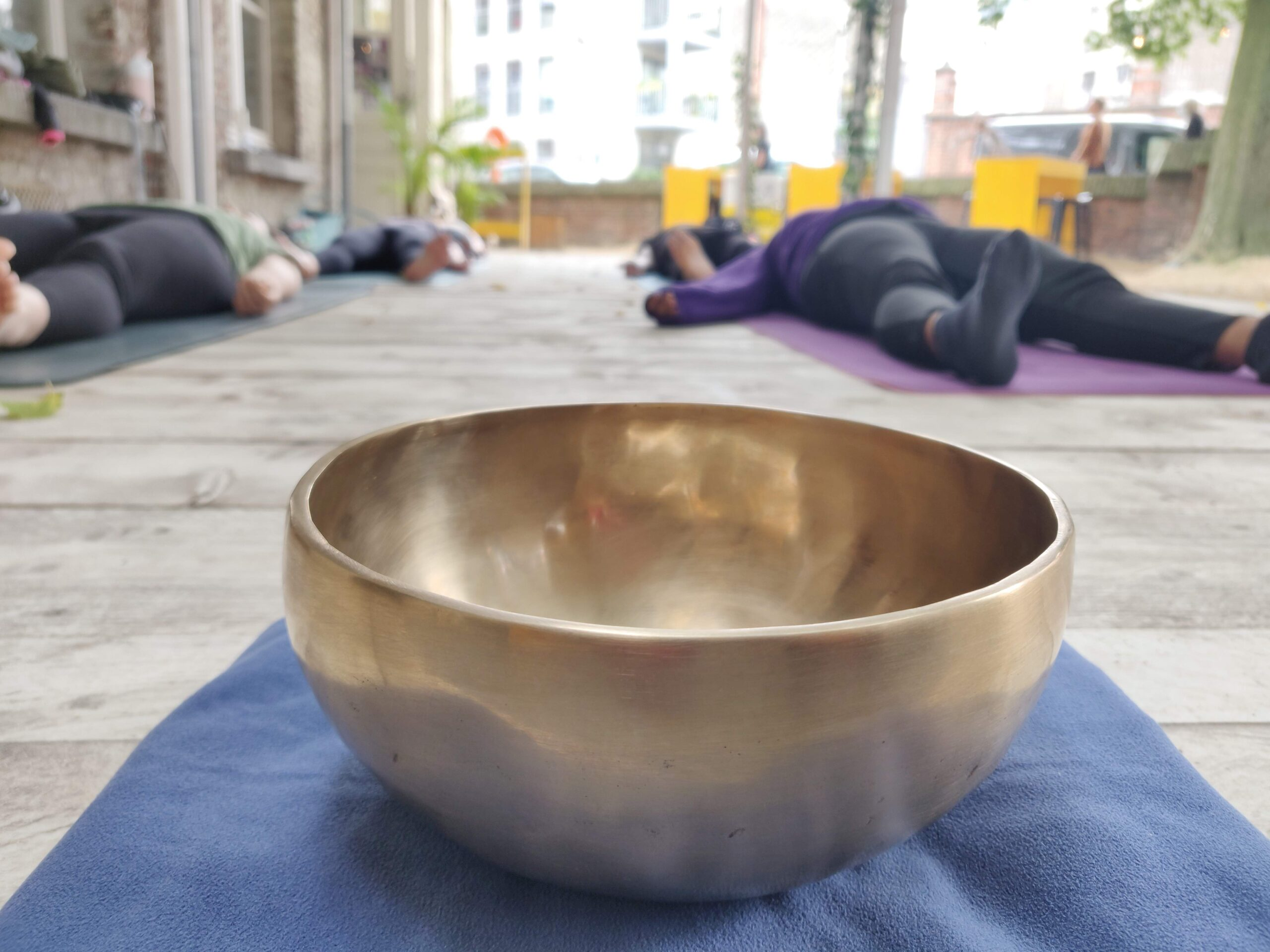 Cancelled – Outdoor Yoga & (Optional) Brunch 08/08
